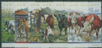 NZ SG2043-8 Cattle Breeds set of 6